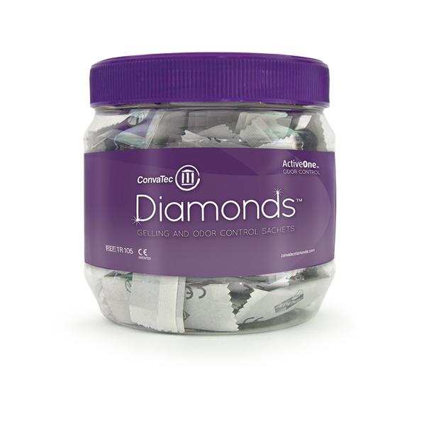 Diamonds™ gelirajuće vrećice