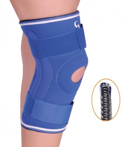 V823 Ortoza za koljeno sa spiralnim trakama