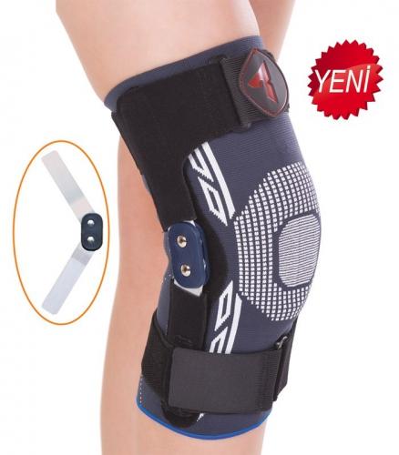 V454 Podrška za koljeno sa metalnim zglobom