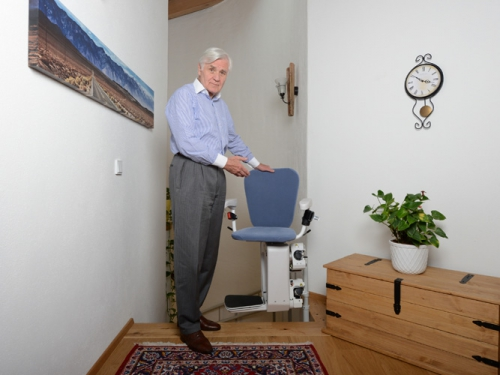 Lift stolica